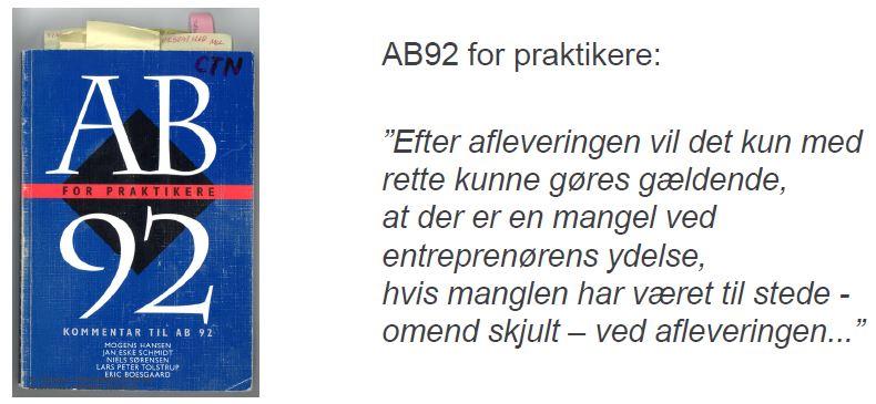 ab92 for praktikere